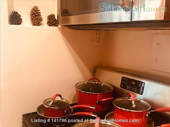 Luxury studio in Dupont Circle Home Rental in Washington, District of Columbia, United States 7