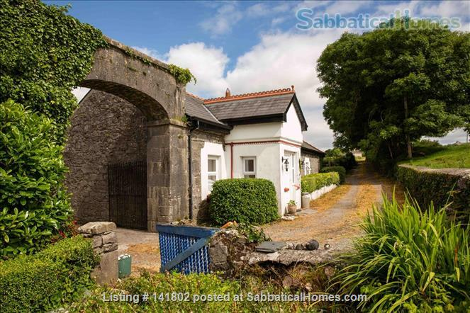 17th Century Granary in the Heart of Ireland Home Rental in Knockalinsky, County Mayo, Ireland 0