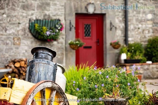 17th Century Granary in the Heart of Ireland Home Rental in Knockalinsky, County Mayo, Ireland 7
