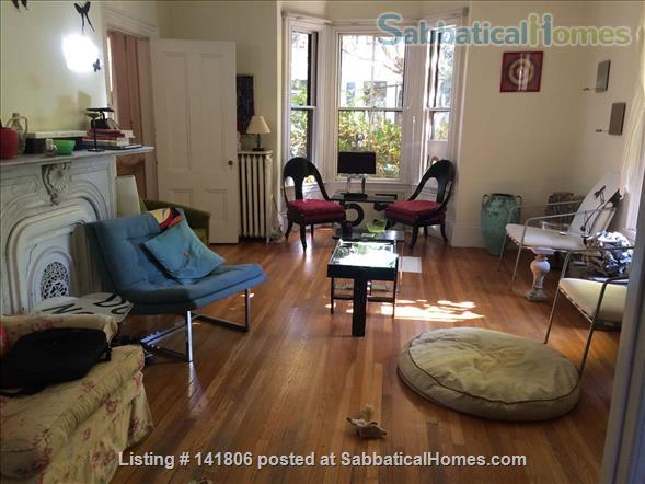 Cambridge Victorian 2 family, listing for main unit Home Rental in Cambridge, Massachusetts, United States 1