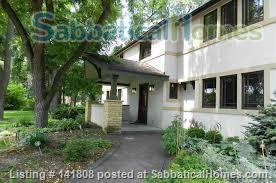 Shorewood Hills Home 5 bedrooms, 3.5 bath, plus office Home Rental in Shorewood Hills, Wisconsin, United States 0