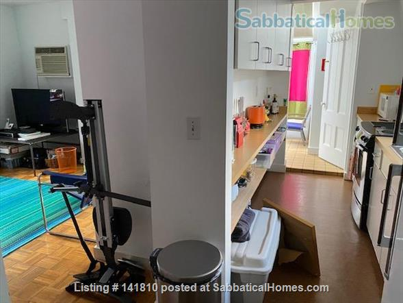 Cambridge Victorian 2 family, listing for mansard unit with deck Home Rental in Cambridge, Massachusetts, United States 7