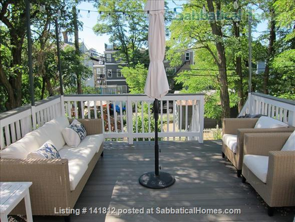 Beautiful, Airy Furnished 1BR in South Boston - steps to the beach! Home Rental in Boston, Massachusetts, United States 1
