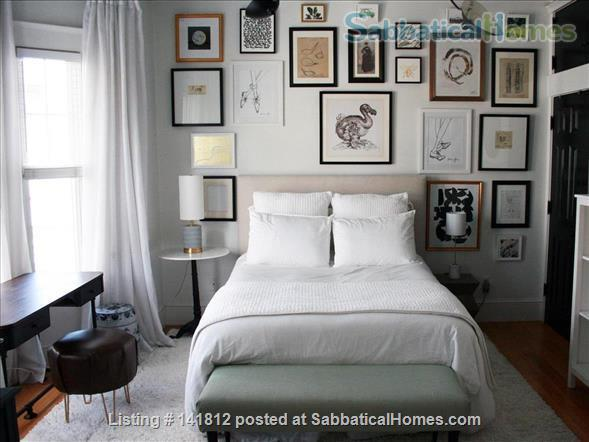 Beautiful, Airy Furnished 1BR in South Boston - steps to the beach! Home Rental in Boston, Massachusetts, United States 0