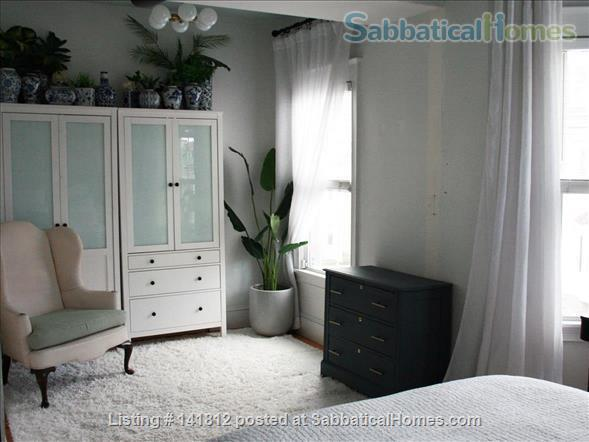 Beautiful, Airy Furnished 1BR in South Boston - steps to the beach! Home Rental in Boston, Massachusetts, United States 2
