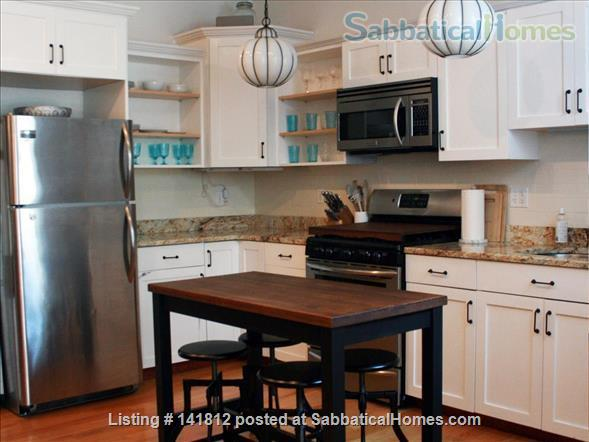 Beautiful, Airy Furnished 1BR in South Boston - steps to the beach! Home Rental in Boston, Massachusetts, United States 5
