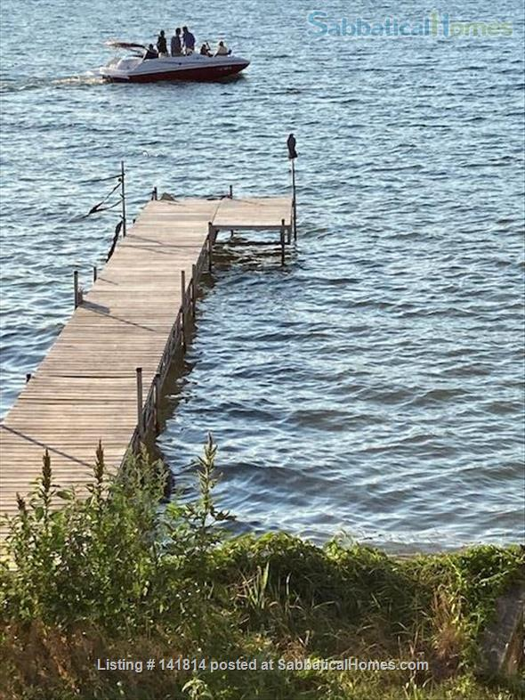 Lakehouse Writer's Retreat (with good internet) Home Rental in Dundee, New York, United States 0
