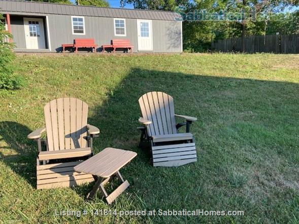 Lakehouse Writer's Retreat (with good internet) Home Rental in Dundee, New York, United States 2