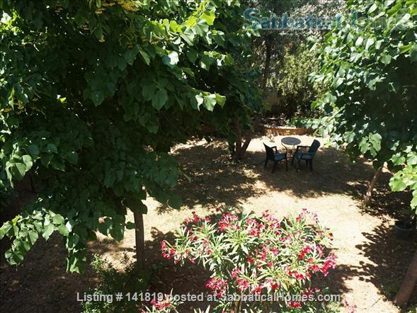 Big house 130m2 - private Garden & Parking 280m2 Home Rental in Athens, , Greece 9