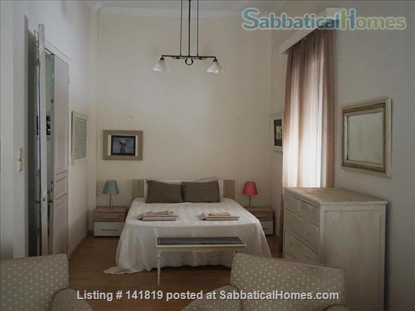 Big house 130m2 - private Garden & Parking 280m2 Home Rental in Athens, , Greece 1