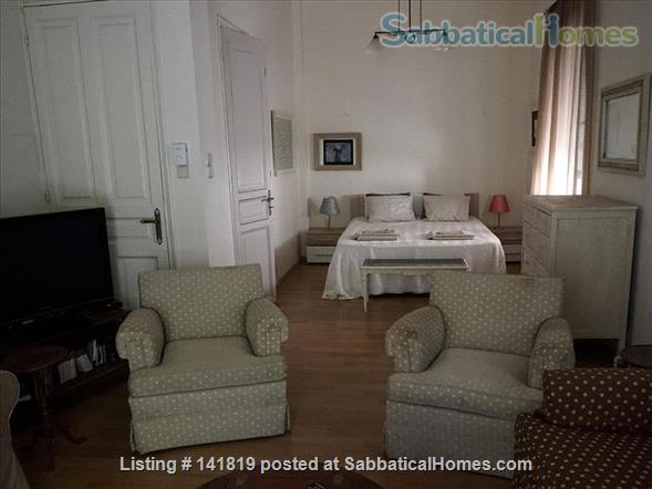 Big house 130m2 - private Garden & Parking 280m2 Home Rental in Athens, , Greece 2