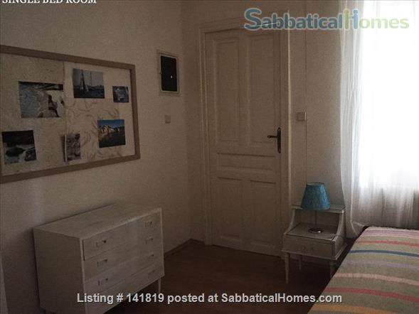 Big house 130m2 - private Garden & Parking 280m2 Home Rental in Athens, , Greece 4