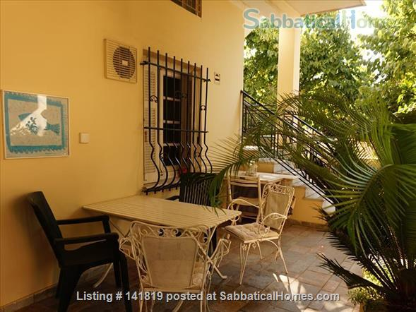 Big house 130m2 - private Garden & Parking 280m2 Home Rental in Athens, , Greece 8