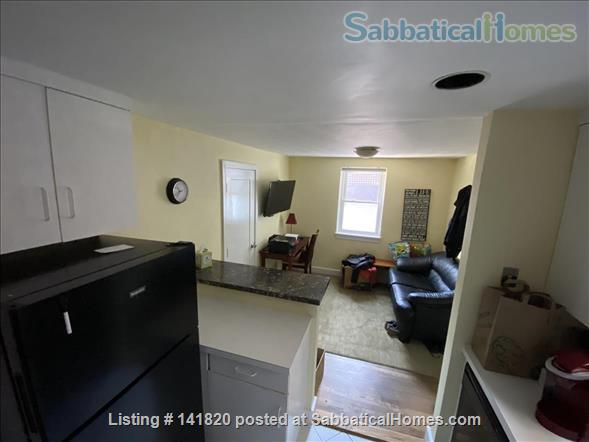 Furnished 1-Bedroom on Griggs Park w/ AC and Laundry  Home Rental in Brookline, Massachusetts, United States 2