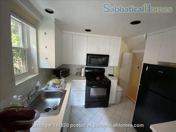 Furnished 1-Bedroom on Griggs Park w/ AC and Laundry  Home Rental in Brookline, Massachusetts, United States 3
