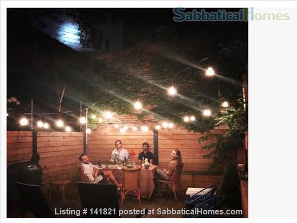 Clinton Hill Duplex Garden Apartment Home Rental in Bedford-Stuyvesant, New York, United States 1