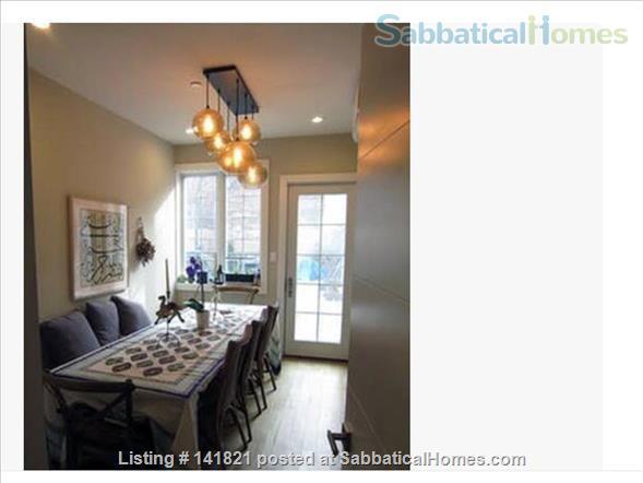 Clinton Hill Duplex Garden Apartment Home Rental in Bedford-Stuyvesant, New York, United States 2