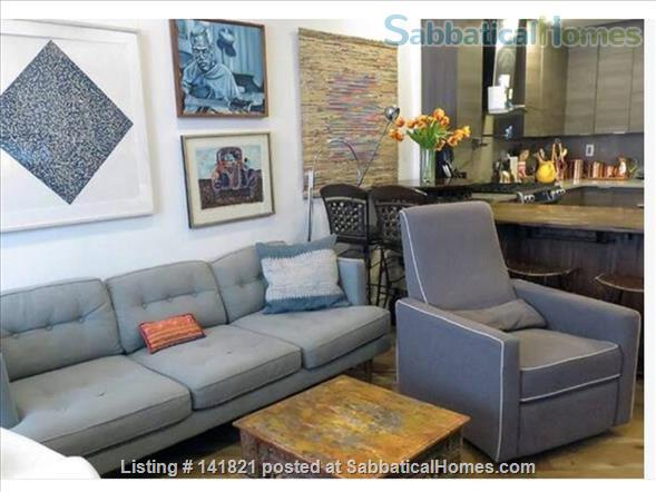 Clinton Hill Duplex Garden Apartment Home Rental in Bedford-Stuyvesant, New York, United States 3