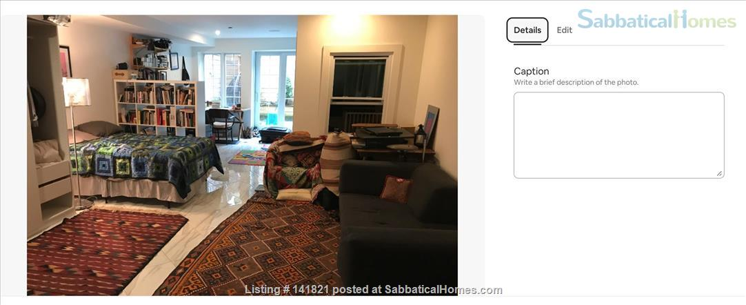 Clinton Hill Duplex Garden Apartment Home Rental in Bedford-Stuyvesant, New York, United States 5