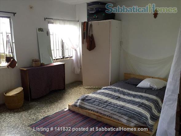 En Suite Room in Artist's Flat in Lagos Home Rental in Lagos, LA, NG 0