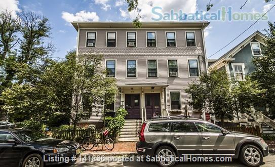 BEAUTIFUL FURNISHED 1BR CAMBRIDGE CONDO  Home Rental in Cambridge, Massachusetts, United States 9