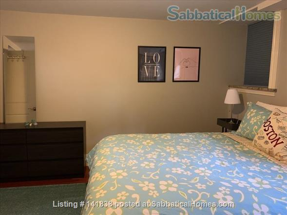 Garden level studio apartment (2 rooms) Home Rental in Somerville 0 - thumbnail