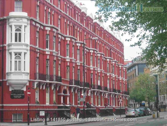 Paddington/Edgware Rd station NW1, one bedroom flat in central location for rent Home Rental in Greater London, England, United Kingdom 1