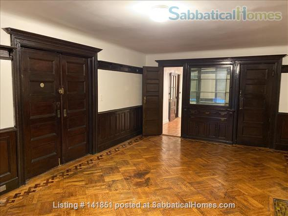 Brooklyn Brownstone Living Home Rental in Crown Heights, New York, United States 0