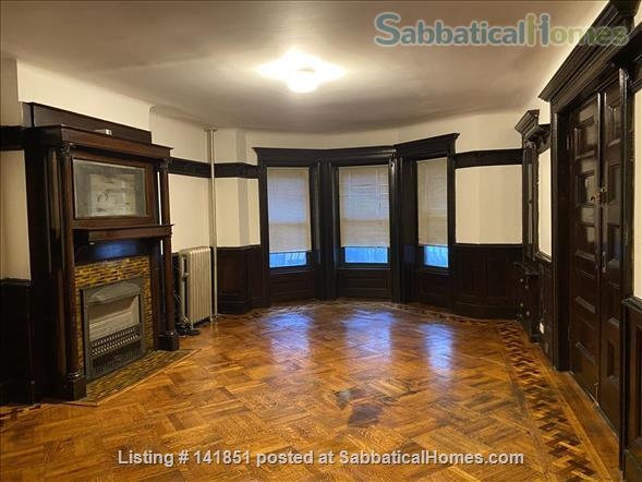 Brooklyn Brownstone Living Home Rental in Crown Heights, New York, United States 2