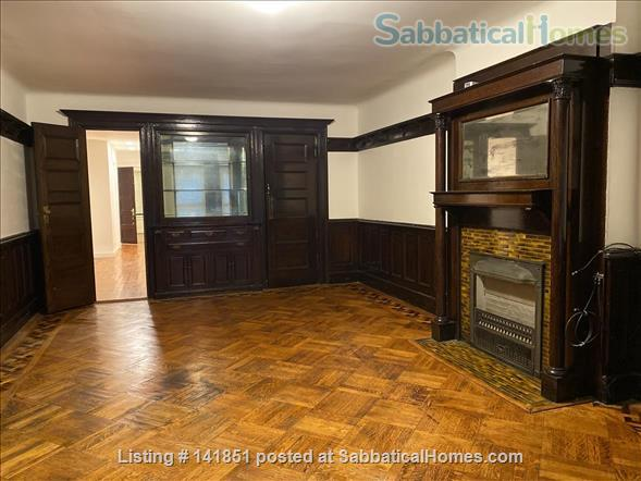 Brooklyn Brownstone Living Home Rental in Crown Heights, New York, United States 3