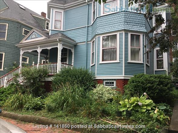 Two bed 1st floor Cambridge apartment sublet $2600 - Jan 1st - April 1st Home Rental in Cambridge, Massachusetts, United States 1