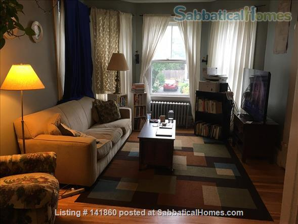 Two bed 1st floor Cambridge apartment sublet $2600 - Jan 1st - April 1st Home Rental in Cambridge, Massachusetts, United States 2