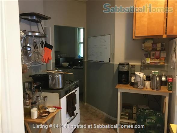 Two bed 1st floor Cambridge apartment sublet $2600 - Jan 1st - April 1st Home Rental in Cambridge, Massachusetts, United States 4