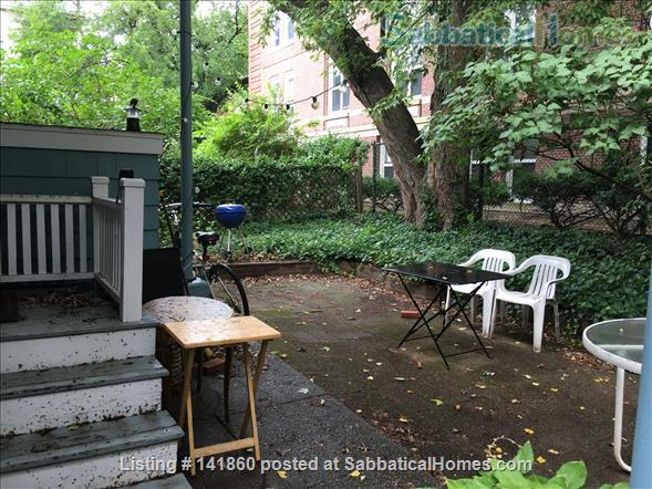 Two bed 1st floor Cambridge apartment sublet $2600 - Jan 1st - April 1st Home Rental in Cambridge, Massachusetts, United States 5