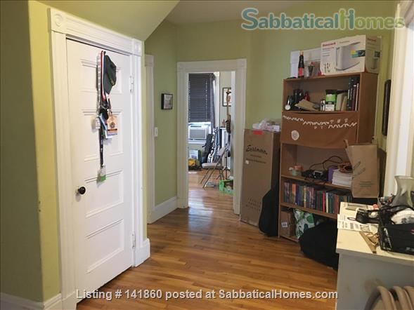 Two bed 1st floor Cambridge apartment sublet $2600 - Jan 1st - April 1st Home Rental in Cambridge, Massachusetts, United States 7