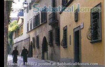Costa S. Giorgio Forte Belvedere nice, quiet flat, garden, WIFI Home Rental in Florence, Toscana, Italy 9