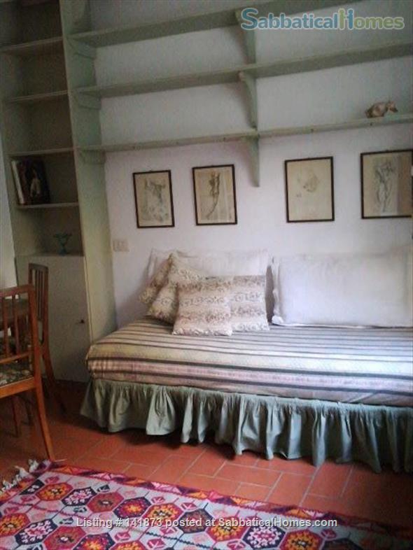 Costa S. Giorgio Forte Belvedere nice, quiet flat, garden, WIFI Home Rental in Florence, Toscana, Italy 4