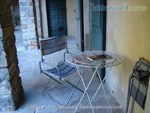 Costa S. Giorgio Forte Belvedere nice, quiet flat, garden, WIFI Home Rental in Florence, Toscana, Italy 7