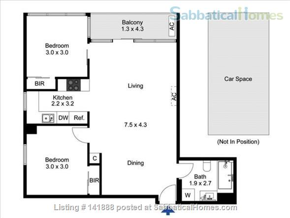 Boutique Spacious Downtown 2-bedroom Art Apartment, Luxury Old World Charm Home Rental in Melbourne, VIC, Australia 9