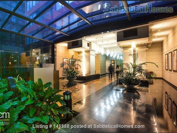 Boutique Spacious Downtown 2-bedroom Art Apartment, Luxury Old World Charm Home Rental in Melbourne, VIC, Australia 1