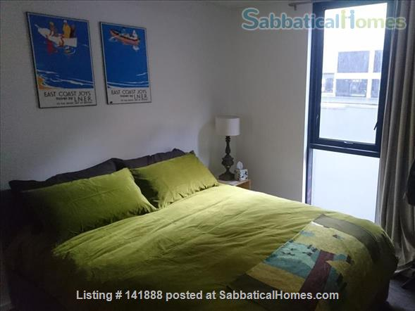 Boutique Spacious Downtown 2-bedroom Art Apartment, Luxury Old World Charm Home Rental in Melbourne, VIC, Australia 3