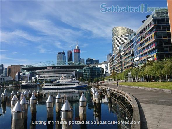 Boutique Spacious Downtown 2-bedroom Art Apartment, Luxury Old World Charm Home Rental in Melbourne, VIC, Australia 5