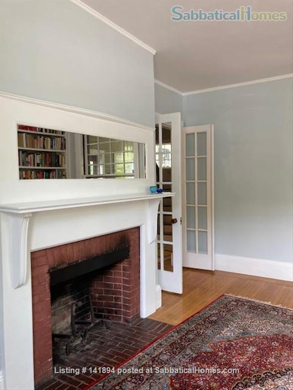 4 BR Beautiful, historic home in leafy Brookline, close to T Home Rental in Brookline, Massachusetts, United States 0