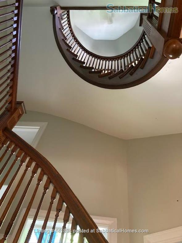 4 BR Beautiful, historic home in leafy Brookline, close to T Home Rental in Brookline, Massachusetts, United States 5