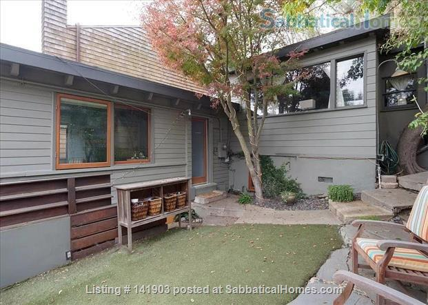 3-BR Home Nestled in Historic Laurel Canyon (Hollywood Hills) Home Rental in Los Angeles, California, United States 0