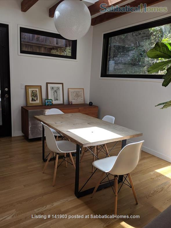 3-BR Home Nestled in Historic Laurel Canyon (Hollywood Hills) Home Rental in Los Angeles, California, United States 3