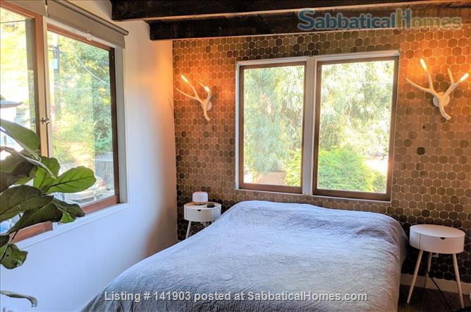 3-BR Home Nestled in Historic Laurel Canyon (Hollywood Hills) Home Rental in Los Angeles, California, United States 5