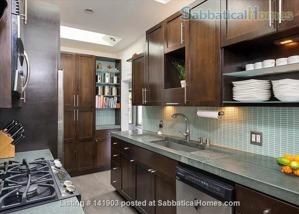 3-BR Home Nestled in Historic Laurel Canyon (Hollywood Hills) Home Rental in Los Angeles, California, United States 6