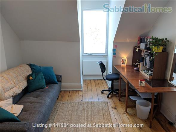 2 Bdrm Large Apartment in Victorian/ Parkdale Toronto Home Rental in Toronto, Ontario, Canada 7