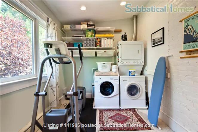Large family-friendly 3+BR home in heart of DC, by metro, hospitals Home Rental in Washington, District of Columbia, United States 9